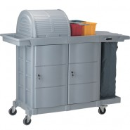 Multi Function Trolley Two Doors